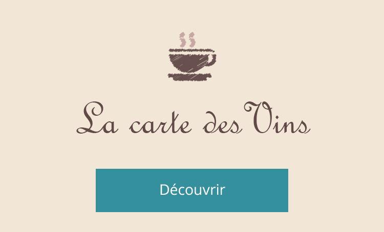 Carte des Vins - La Table de Montesquieu